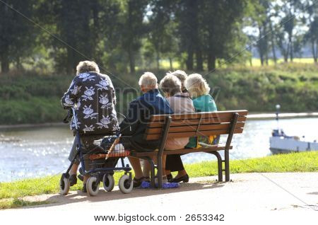 Seniors Talking