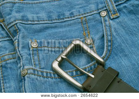 Buckle On Denim
