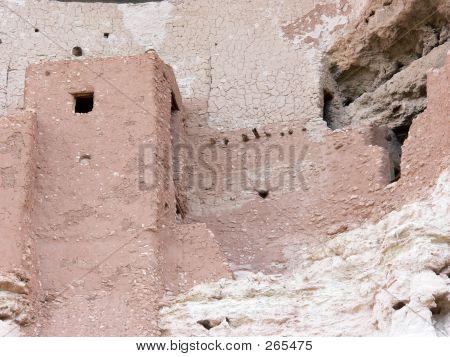 Montezuma Castle Detail