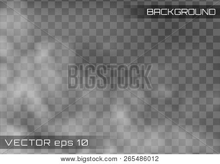 Fog Or Smoke Isolated Transparent Special Effect. Vector Realistic Smoke On The Transparent Backgrou