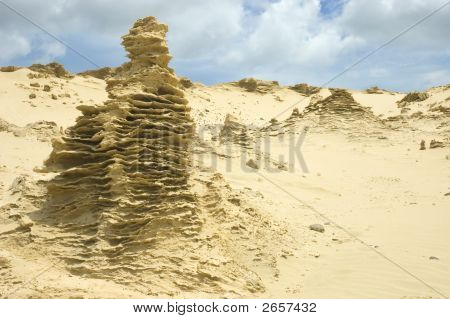 Sand Castle Bu Nature