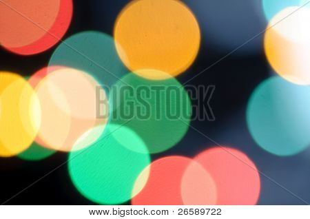 abstract light defocused background
