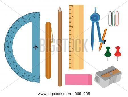 Stationery Equipment.