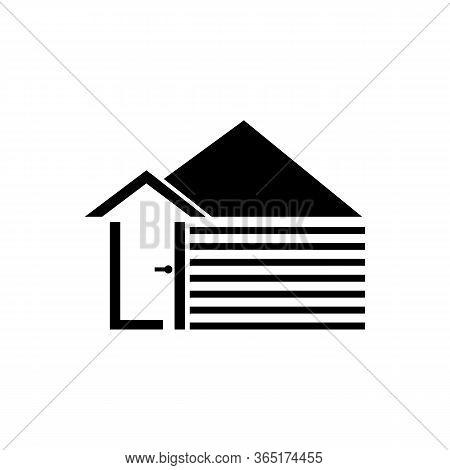 Garage Vector Icon. Garage Illustration For Web, Mobile Apps, Design. Garage Vector Symbol.eps 10