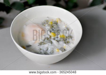 Sweetmeat Or Thai Sweet, Thai Sweetmeat And Egg