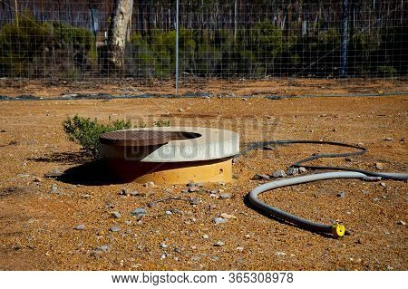 Industrial Waste Disposal In Sewers - Australia