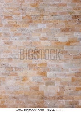 Limestone Or Sandstone Wall Texture. Texture Of Sandstone.