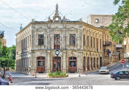 Baku, Azerbaijan - June 24, 2012: Street In Icheri Sheher (old Town) Of Baku, Azerbaijan. Icheri She