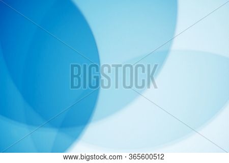 abstract blue blurred background, design element