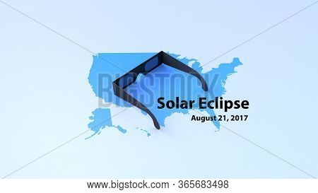 Solar Eclipse, Eclipse, Goggles, Map Of America, Eye Protection