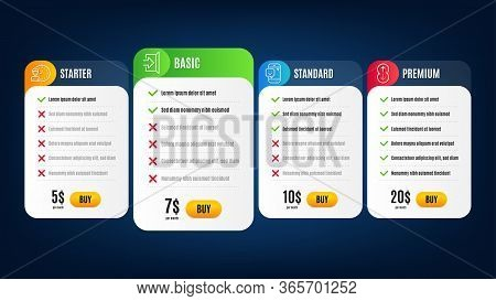 Smile, Working Hours And Swipe Up Line Icons Set. Pricing Table, Subscription Plan. Exit Sign. Phone
