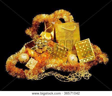 Set Gold Gift