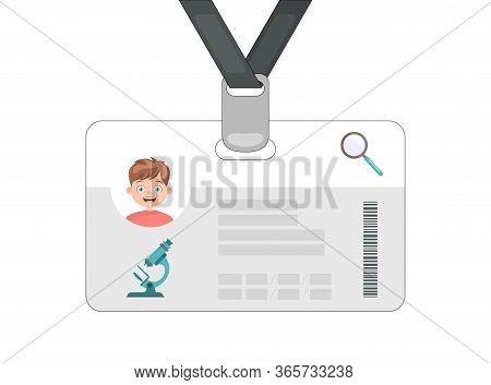 School Id Card, Id Card, Personal Identification Card