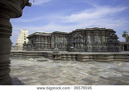 The Chennakeshava Temple
