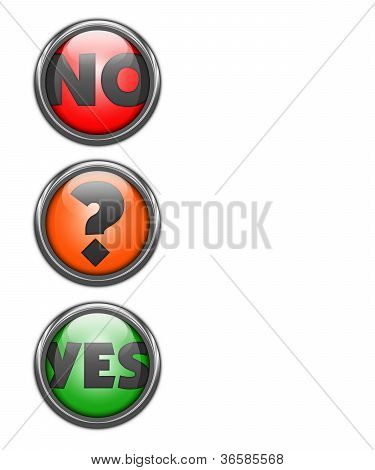 Opinion Buttons