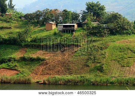 Rural Farming In Uganda