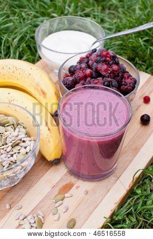 Healthy Berries Juice