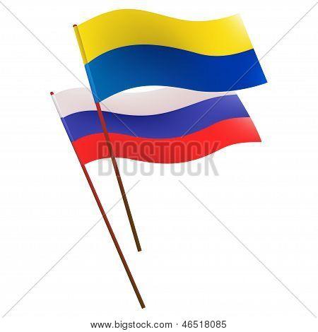Flags Ukr Rus