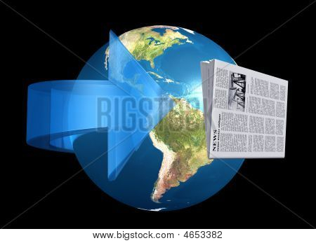 News From Around The World