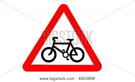 Bicycle Path Triangle