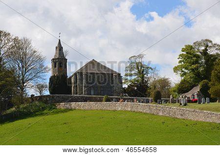 View of Dairsie Church
