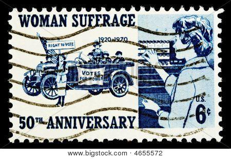 Women's Suffrage 1970