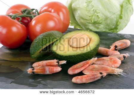 Advocado Shrimp