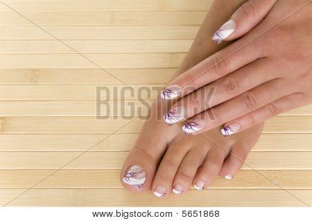 Manicure - Pedicure