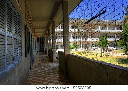 Tuol Sleng Prison - Phnom Penh, Cambodia
