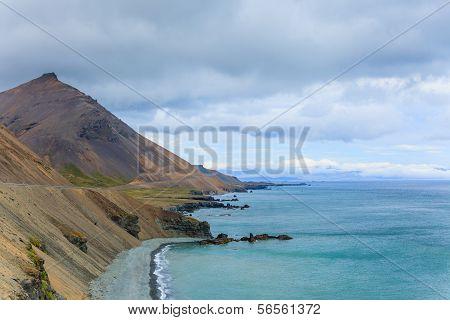 East Fjords Iceland
