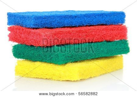 Sponge For Washing And Cleaning Equipment