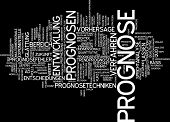 Word cloud -  trends poster