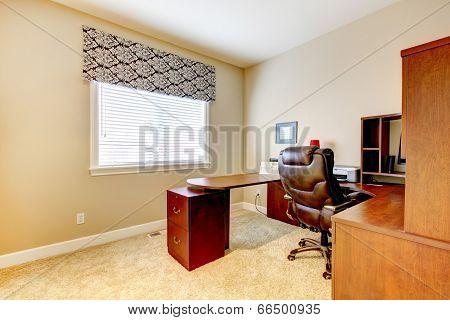 Office Room Interior