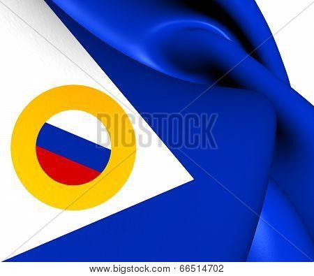 Flag Of Chukotka Autonomous Okrug