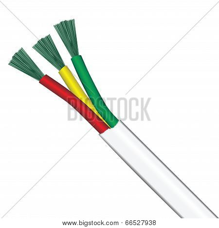 Three-phase Cable