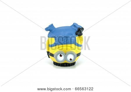 Minion Jerry Breakdancing
