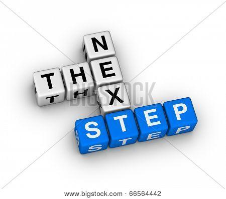 the nex step crossword puzzle