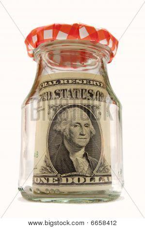 Palackozott bankjegy