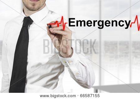Doctor Hearbeat Line Emergency