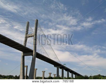 Bridge & sky