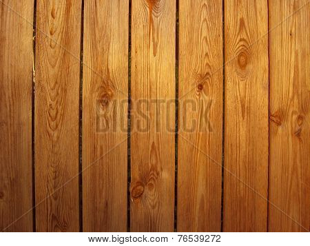 Background From Boards Of  Wooden Fence