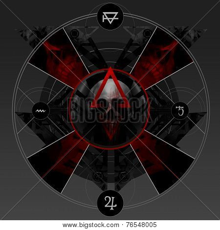 Alchemy blood.
