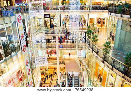 Shopping Mall, Prague