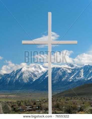 Cross In Carson City