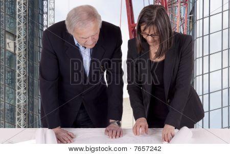 Reviewing Blueprints