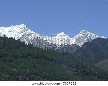 exotische Manali mountain