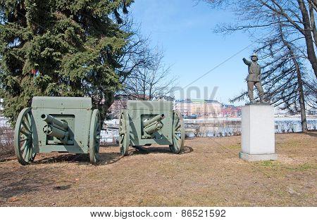 Helsinki. Finland. Hil 13 Sculpture Composition
