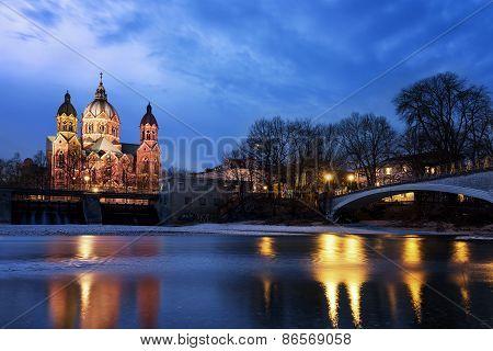 church in Munich Germany