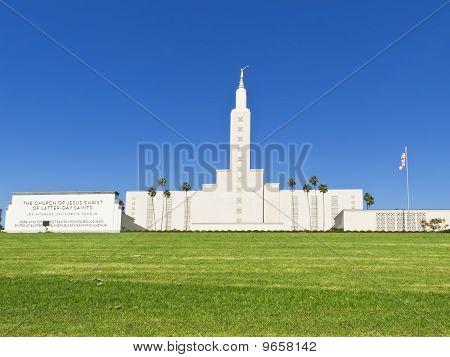 Mormon Temple, Los Angeles