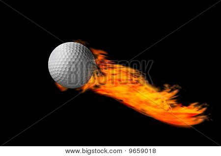 Golf Ball Fire